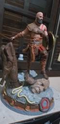 Diorama Kratos - God OF War 43cm