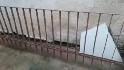 Grade de chapinha para muro ou varanda