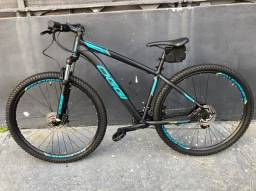 Bicicleta Hacker HDS - Tamanho 17 - 24 velocidades