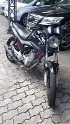 Moto 150 m2013 Completa Pneus Novos Baixíssima KM Parcelo 18x Cartão Ú.Dono Não é Honda CG