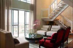 DR Apartamento Mobiliado Duplex Cobertura Alto Padrão- Edifício Athmosphere - Vila Ema