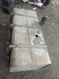 Tanque comb. Inox diesel 300lts