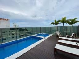 Apartamento Mobiliado com 3 Suítes 146 m² - Vision Tower Rua 1001
