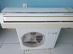 Ar condicionado Split já instalados