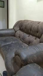 Sofa 3 lugares E  2 lugar