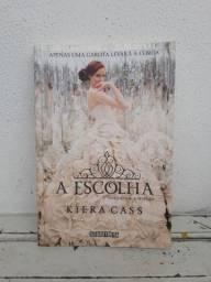 Livro A Escolha, Kiera Cass