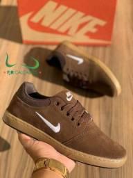 Sapatênis Nike marrom (PROMOÇÃO)