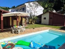 Alugo casa c/ piscina em Garatucaia para temporada