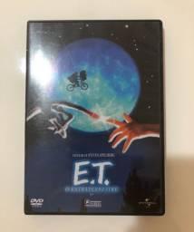 FILME E.T. - DVD
