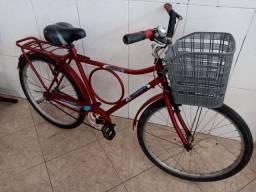Vendo bicicleta monark aro 26 aceito cartão de credito e debito