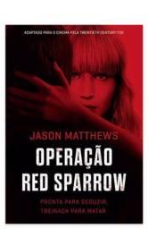Título do anúncio: Livro Operação Red Sparrow