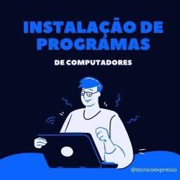tecnico em computadores e desktops
