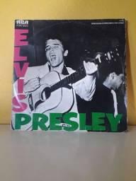 LP Elvis Presley (1956).