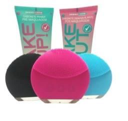Título do anúncio: Esponja Elétrica para Massagem e Limpeza Facial