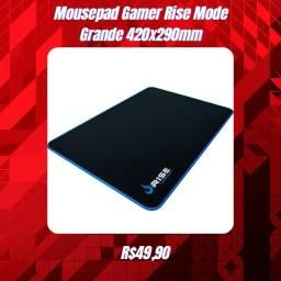 Mousepad Gamer Risemode Grande -  Speed 42/29cm