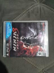 Título do anúncio: Ninja Gaiden 3 ps3