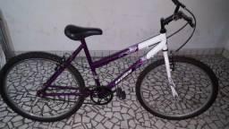 Bicicleta Aro 24 - Pouco Uso - Bem conservada