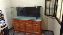 Aquario 480 Litros com Sump