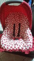 Bebê conforto joaninha
