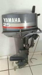 Motor de poupa yamaha 25hp - 2000