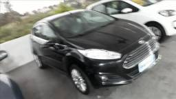 FORD FIESTA 1.6 TITANIUM PLUS HATCH 16V FLEX 4P POWERSHIFT - 2016