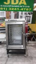 Forno turbo gás para padarias / supermercados - com 5 ou 10 telas- varias marcas
