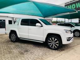 Vw - Volkswagen Amarok Highline Extreme Top de linha , aro 20, !!, Abaixo Fipe!!! - 2018