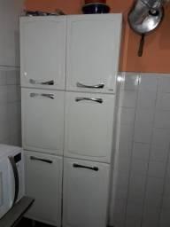 Armário de aço 6 porta itatiaia