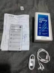 Galaxy A8 - Semi Novo