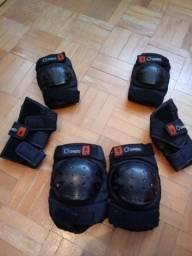 Kit proteçao esportes