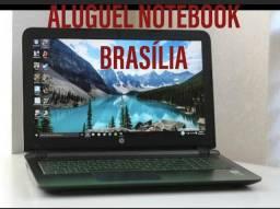 Aluguel Notebook com preço imbatível Brasília