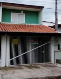 Sobrado com 3 dormitórios à venda, 115 m² por R$ 430.000 - Jardim Copacabana - São José do