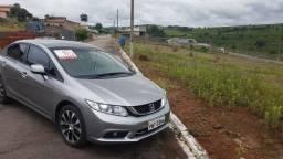 Civic LXR 15/16 - KM 86.000 - Venda/Troca - 2016