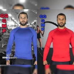 Camisa térmica promoção imperdivel