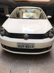 Volkswagen Polo Hatch Branco 2012 - 2012