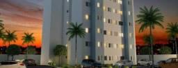 Apartamento com 2 dormitórios à venda, 45 m² por R$ 118.000 - Shopping Park - Uberlândia/M