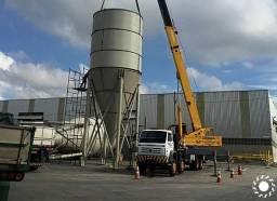 MB Estruturas Metálicas Pavilhões, silos, manutenção
