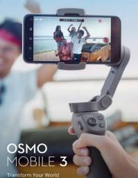 Estabilizador Celular Dji Osmo Mobile 3 Combo