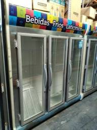 Geladeira auto serviço 3 portas BARBARA