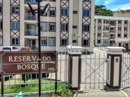 Título do anúncio: Apartamento com 2 dormitórios para alugar, 56 m² por r$ 850/mês - prata - teresópolis/rj