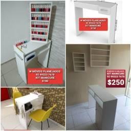 Kit manicure, entrega e instalação grátis em qualquer lugar de manaus