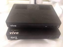 Receptor de Tv da Vivo