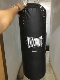 Saco de pancada KNOCKOUT 90cm