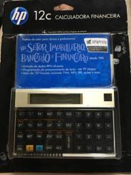 Calculadora Hp 12c Gold NOVA