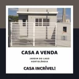 Casa Incrível- Jardim do Lago - Hortolândia/SP