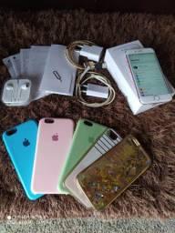 Vendo iPhone 6s 64 rose gold