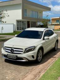 Mercedes gla 200 blindada