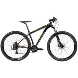Bicicleta Caloi Explorer Sport Aro 29 modelo 2020 Preta (NOVO)