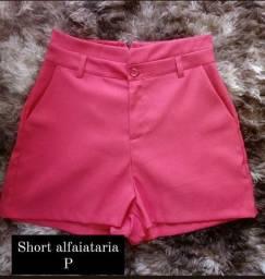 Shorts femininos novos