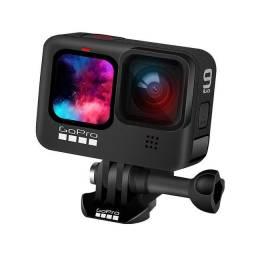 Vendo GoPro Lançamento Hero 9 Black Nova Lacrada na Caixa + Película!